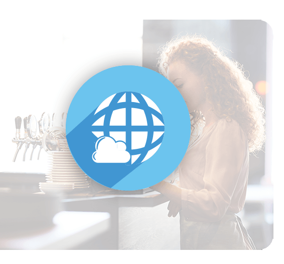 We offer a 100% cloud-based restaurant POS system, so your information is safe, accessible, and secure.