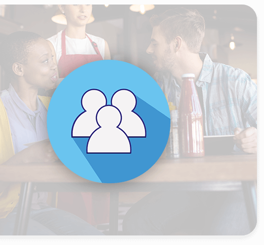 Our restaurant POS system allows you to provide customers with store level or chain wide credits, and even provides the ability to consolidate multiple credits.