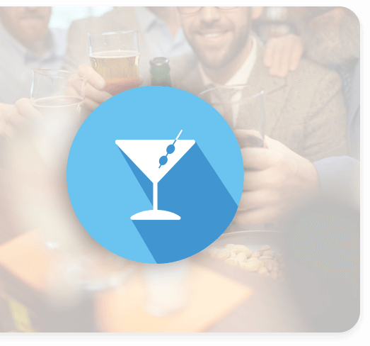 Adora's fast bar screen means a better workflow for bartenders, and quicker drinks for bar patrons.